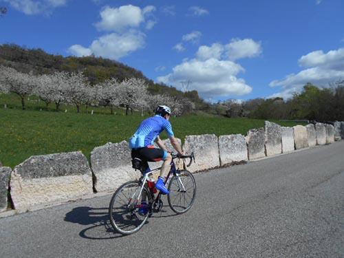 Cycling in Lake Garda