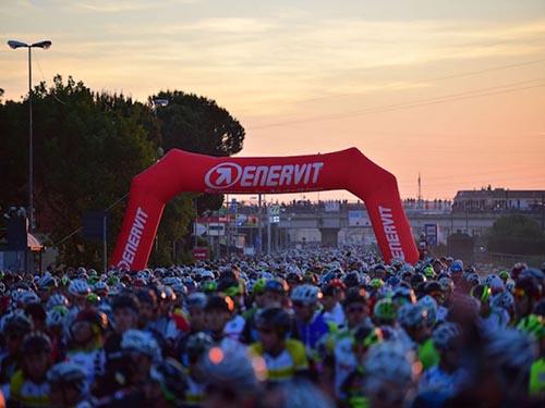 Start line Nove Colli
