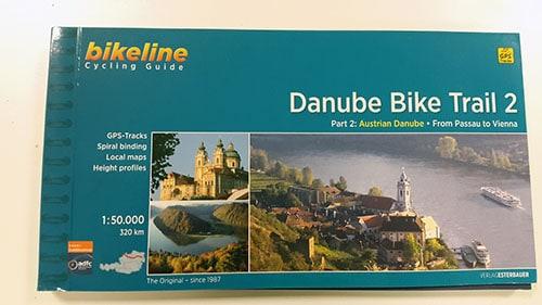 Danube Bike Line Book