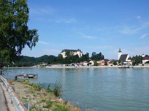 River Danube Cycle Path