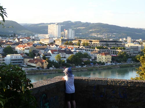 View from Linz