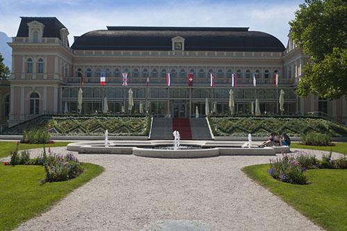 Emperors Villa in Bad Ischl