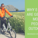 Why e-bikes are helping more people get outdoors