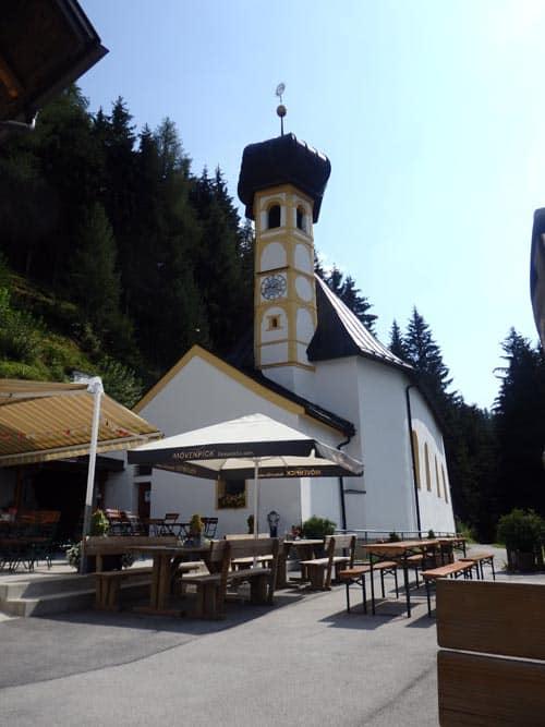 Tirol Walking Holiday - Helligwasser