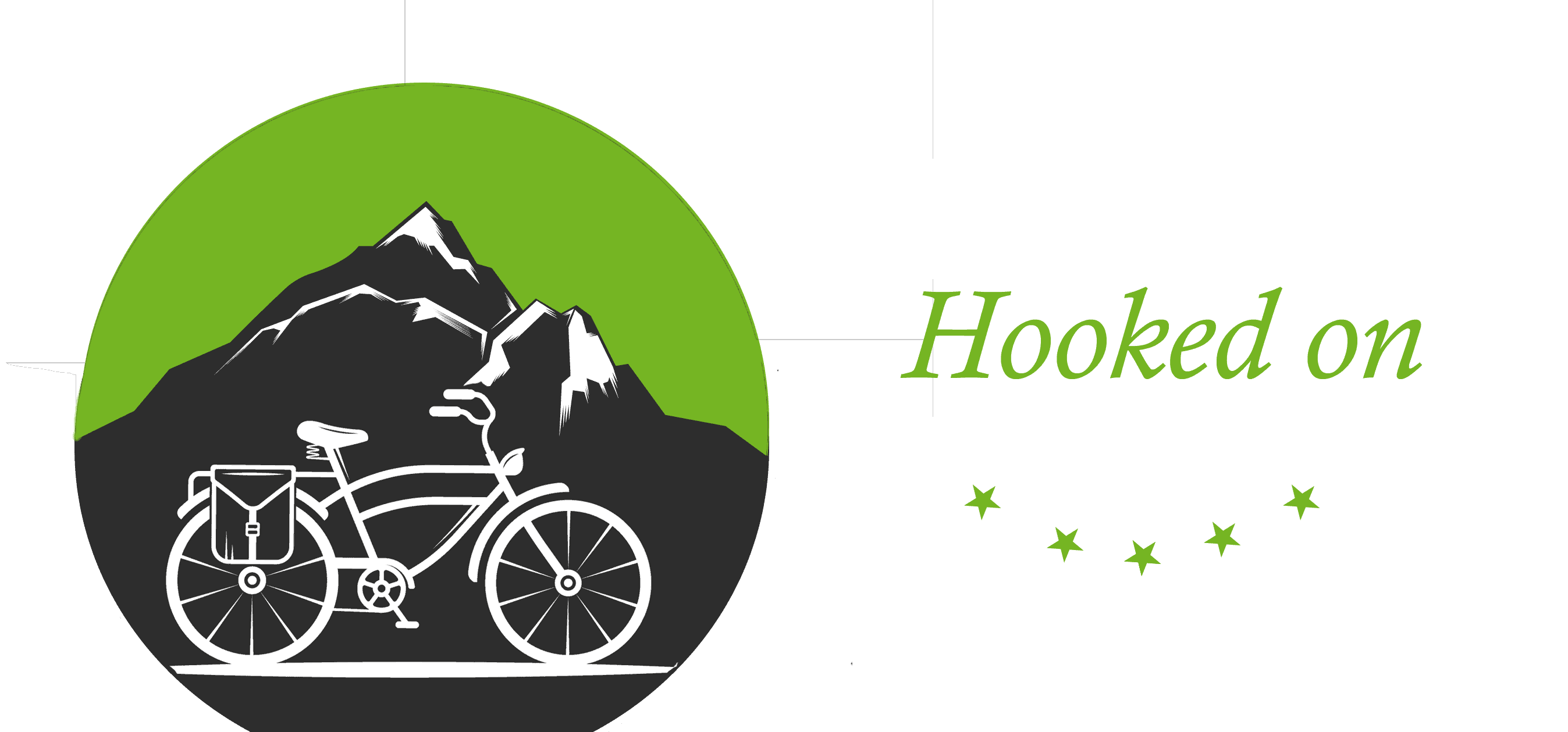 Hooked on Cycling and Walking