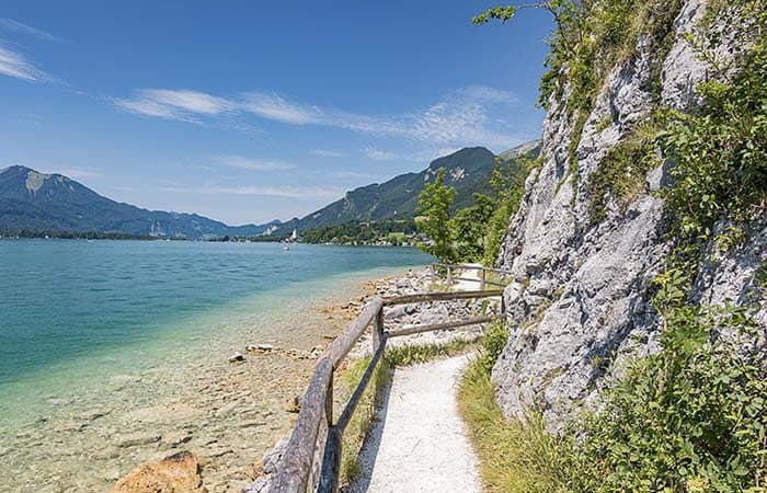 Austria hiking