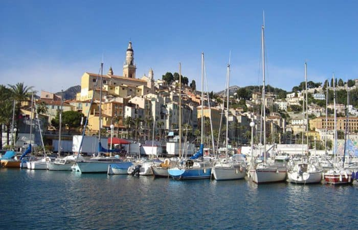 French harbour