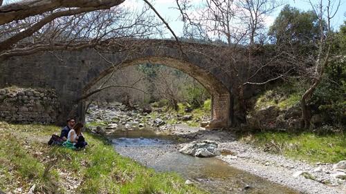 Menalon Trail in Greece
