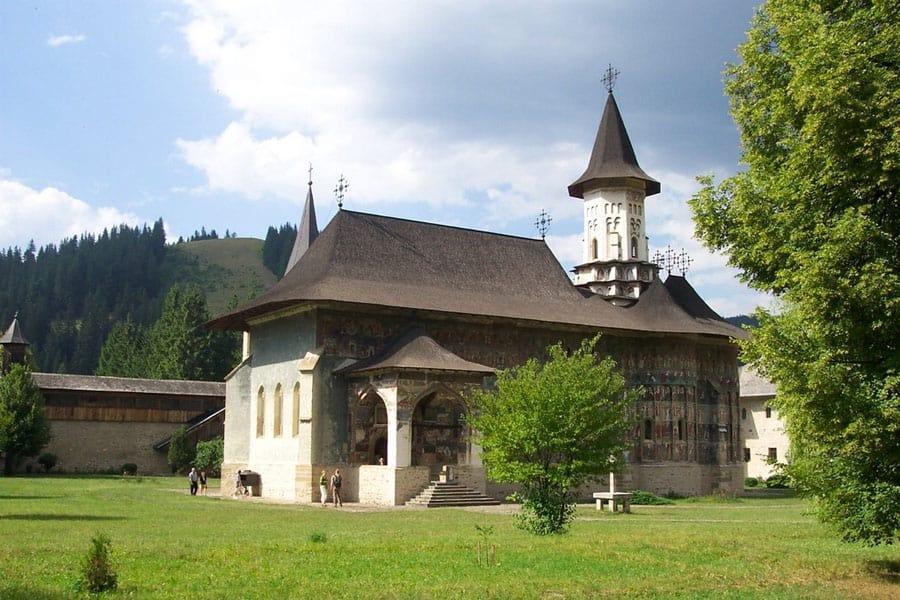 Romania Monastery