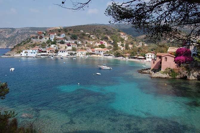 Sea view in Kefalonia