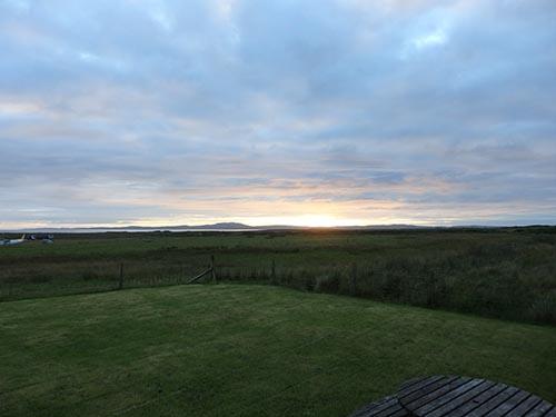 Sunset on Islay