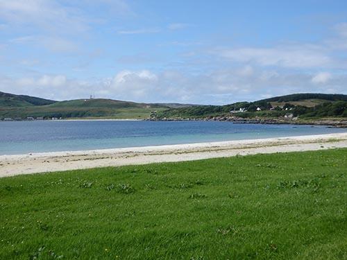 Beach on Islay